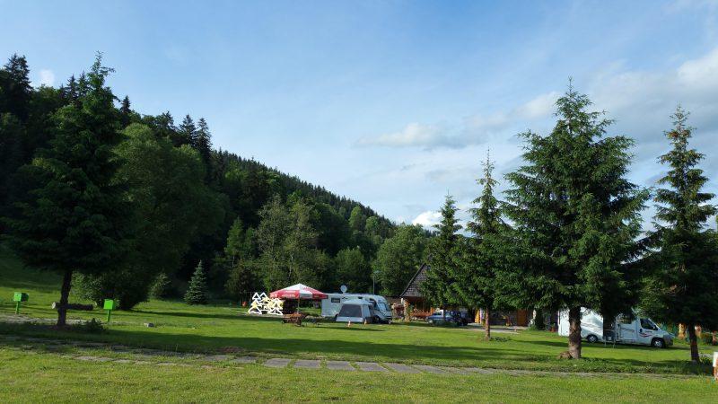Camping Zakopane - Harenda
